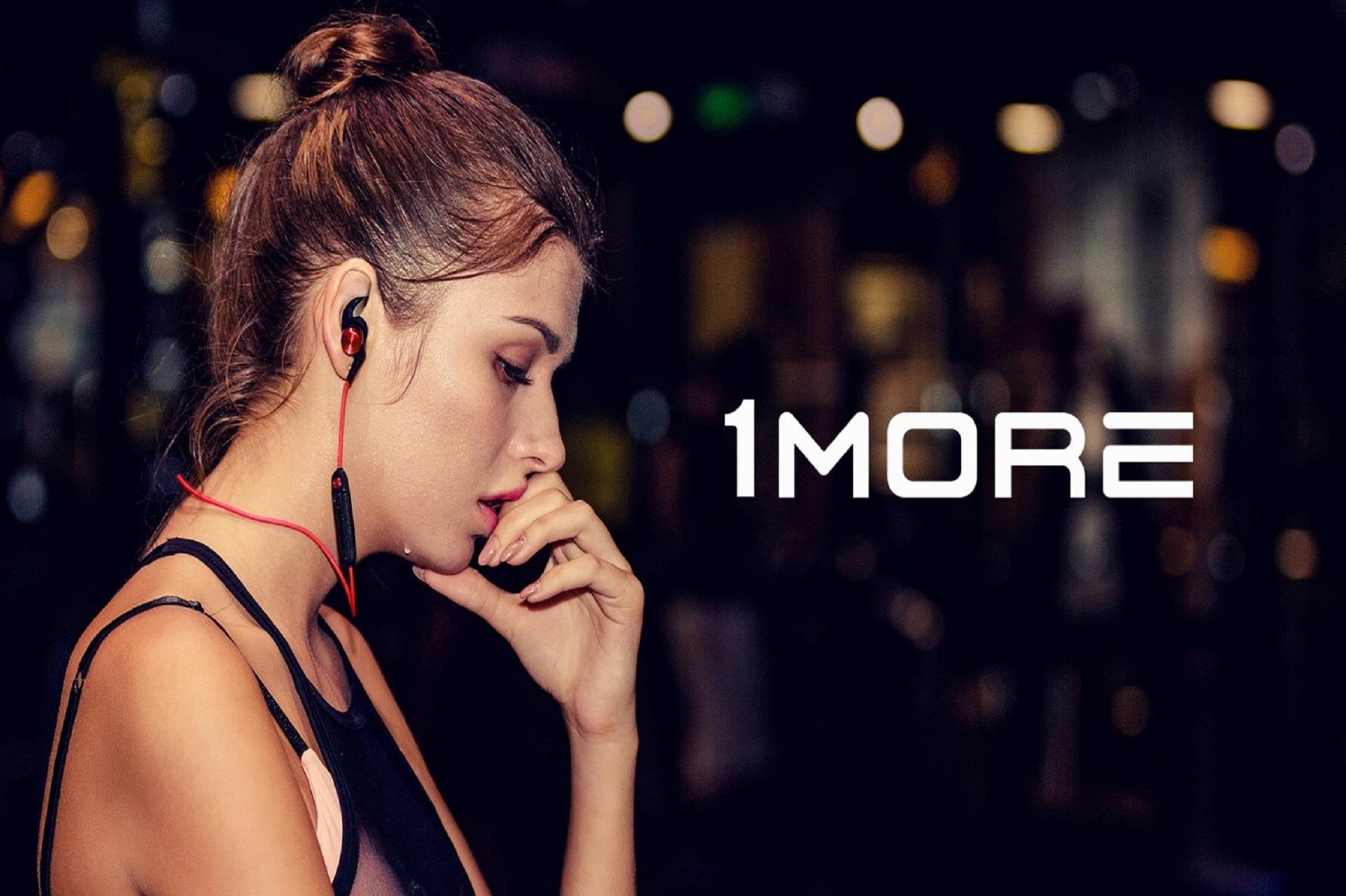 【1MORE】2018年発売の新商品の展示と今後発売予定の新モデルを参考出品致します。