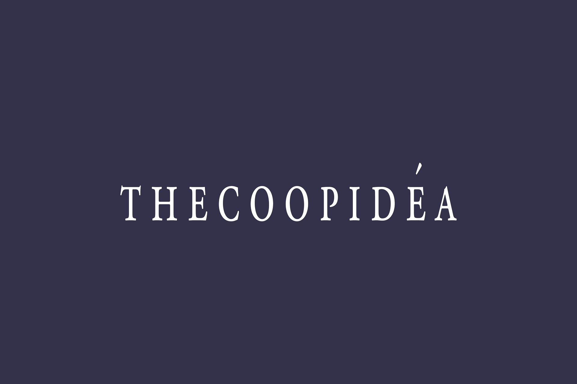 "【The Coopidea】日本初上陸ブランド""The Coopidea""のご紹介"