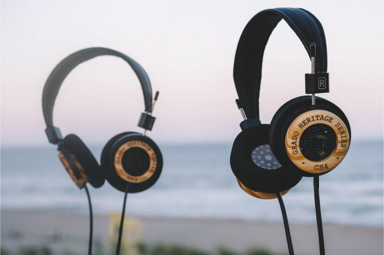 【GRADO】GRADO社限定ヘッドフォン「GH3」「GH4」を国内初展示!そして、初のワイヤレスヘッドフォン「GW100」の量産モデルも展示します!