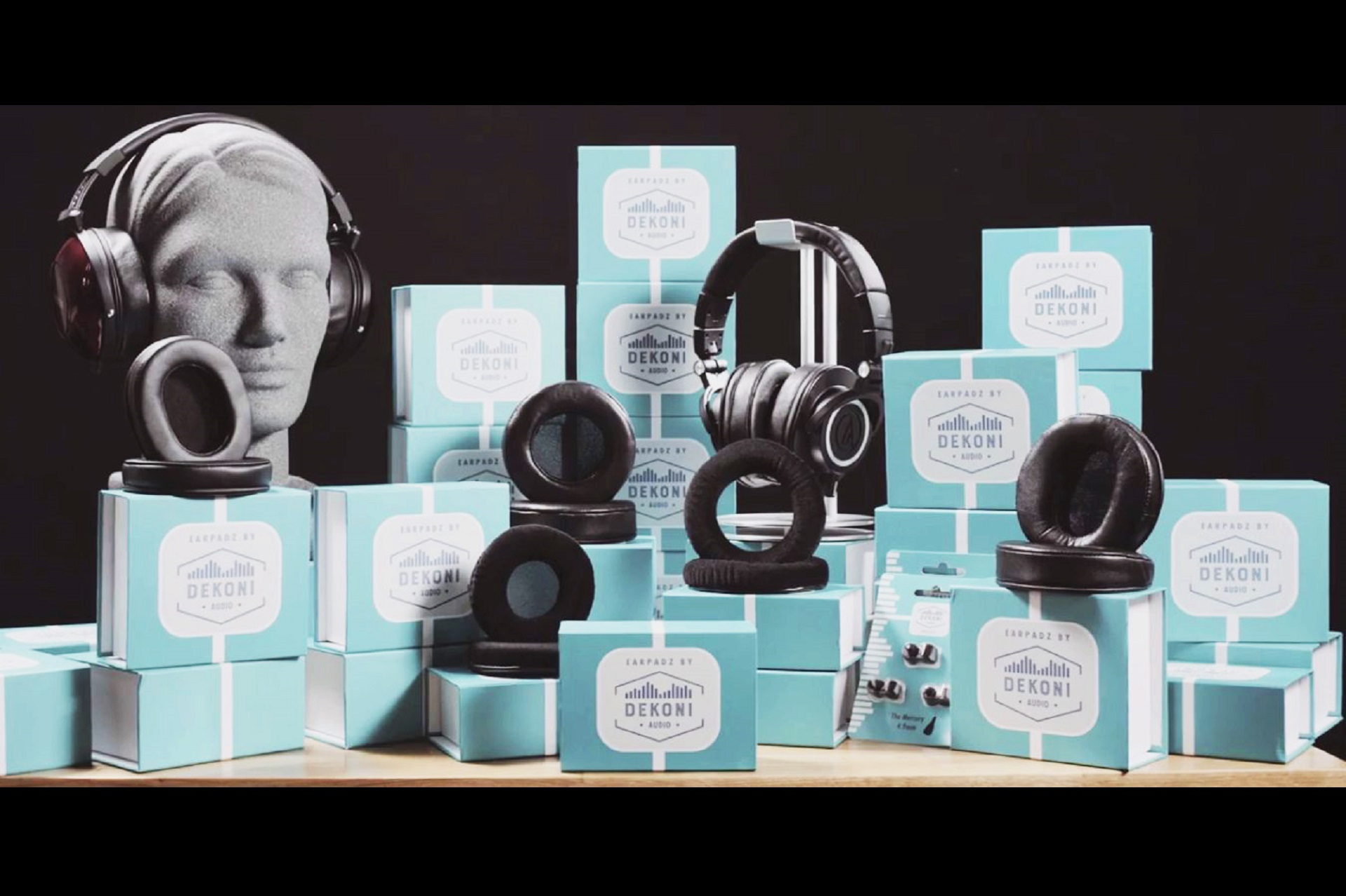 【DEKONI AUDIO】宮地商会ブース試聴で話題のイヤーチップをプレゼント!